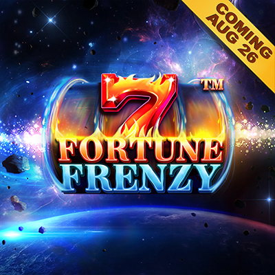 7 Fortune Frenzy - Coming on 26th August