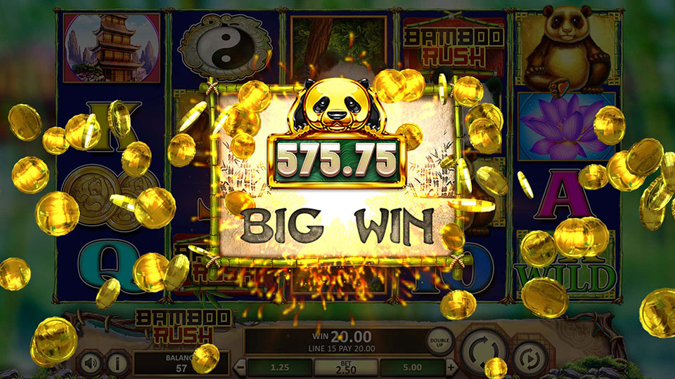 Bamboo Rush Big Win