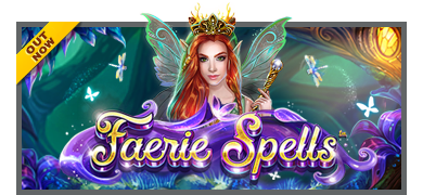 Faerie Spells - Out Now