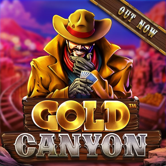 Gold Canyon - Out Now