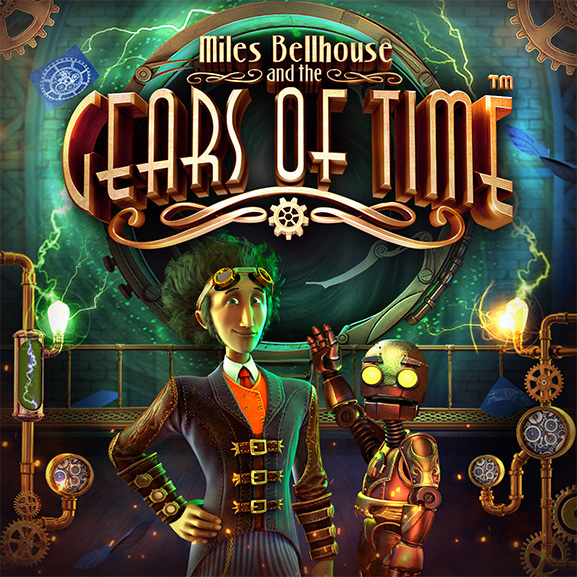 Miles Bellhouse And The Gears Of Time