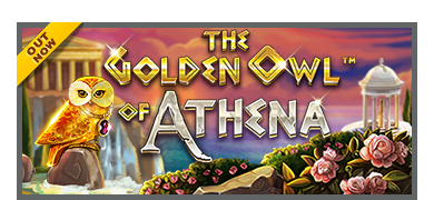 The Golden Owl of Athena - Out Now