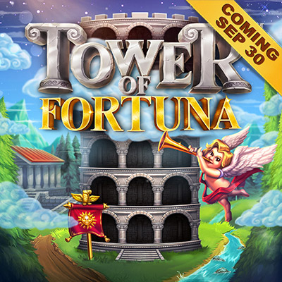 Tower of Fortuna - Coming on 30th September