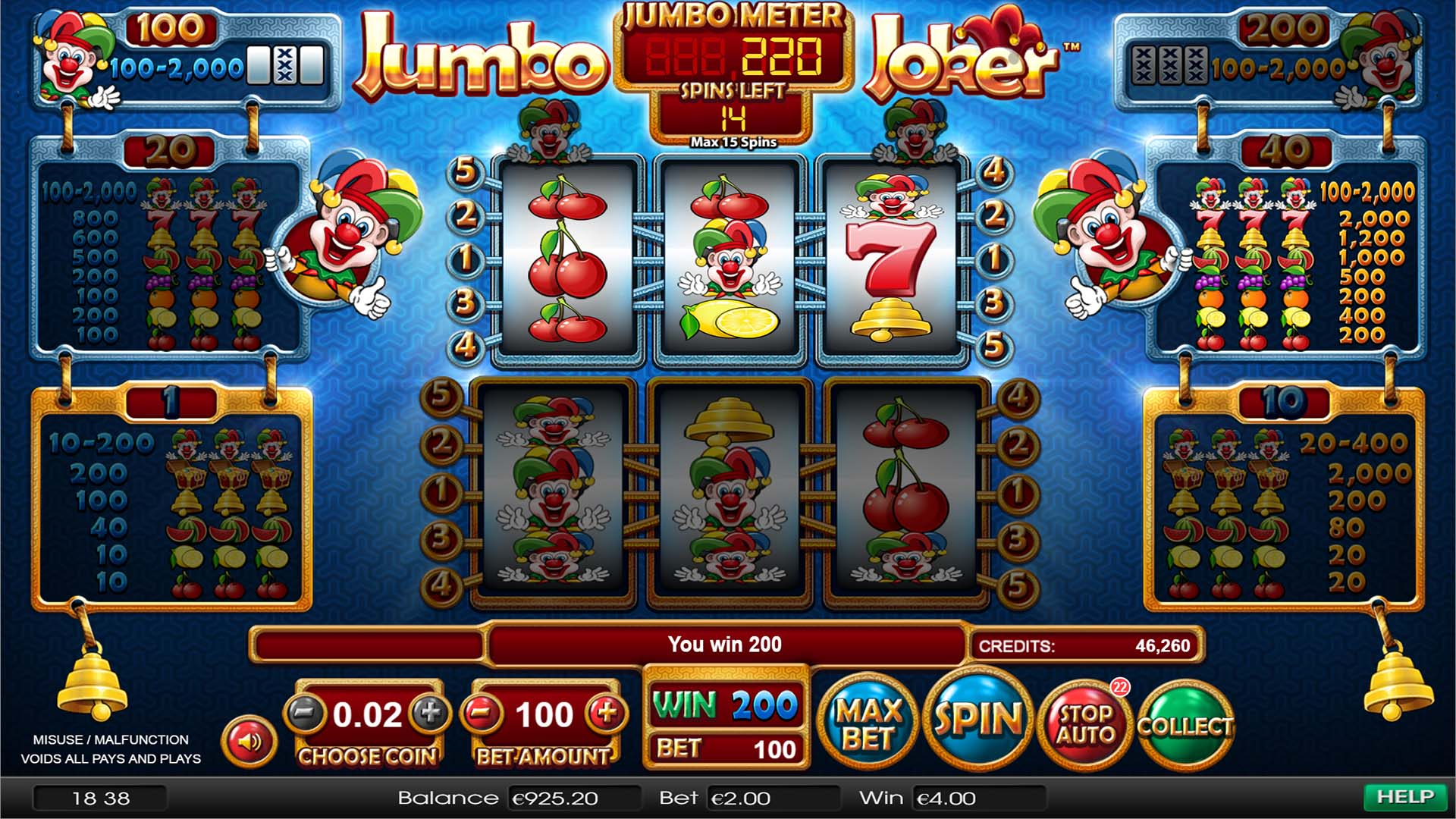 Jumbo joker betsoft mystery prizes ccuart Image collections