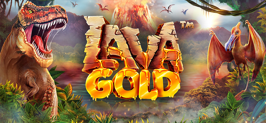 Lava Gold is live