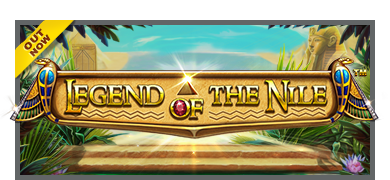 Legend of the Nile - Out Now