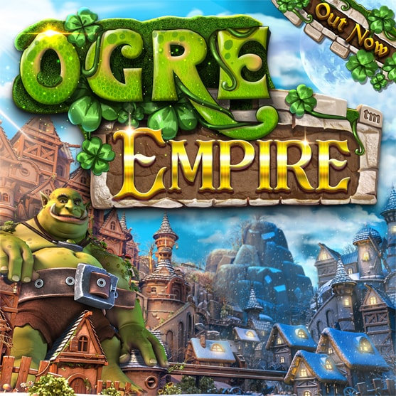 Ogre Empire - Out Now