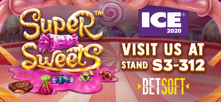 ICE 2020 - Visit us at stand S3-312