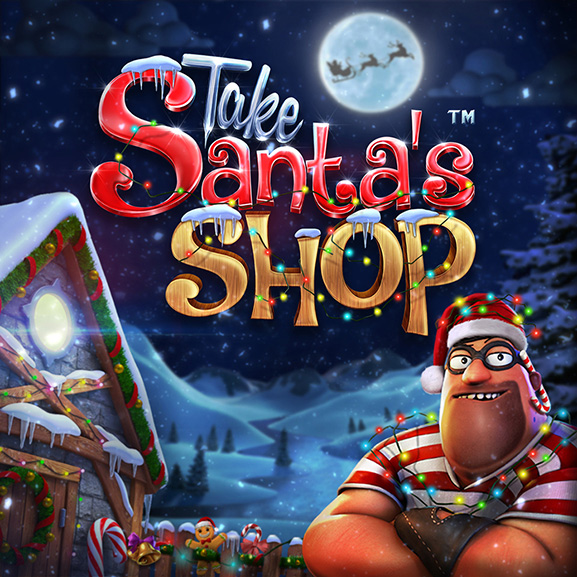 Take Santa's Shop - Out Now