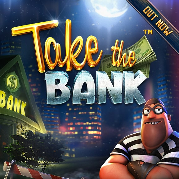 Take The Bank - Out Now