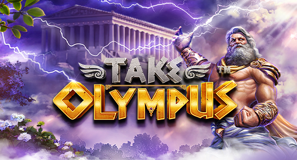 Take Olympus - Out Now