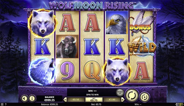 Feather Talisman Free Spins Screenshot