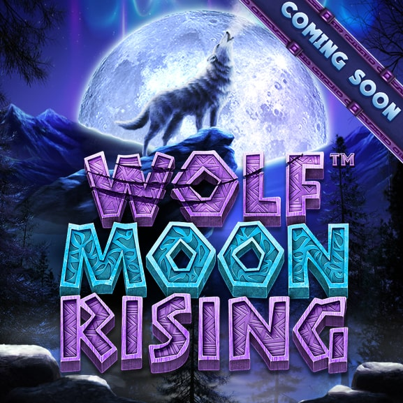 Wolf Moon Rising - Coming Soon