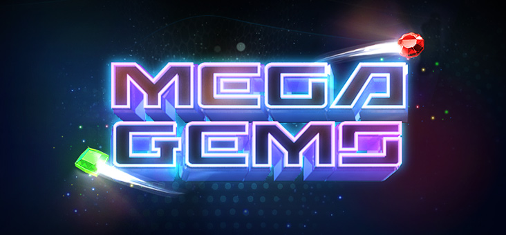 Mega Gems Casino Slot by Betsoft